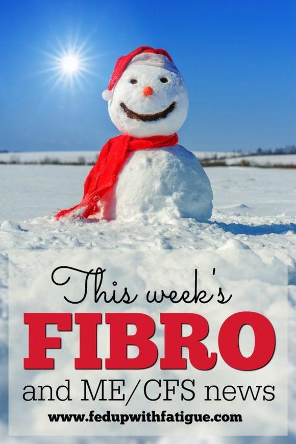 Friday 5: Jan  27, 2017 fibromyalgia and ME/CFS news | Fed